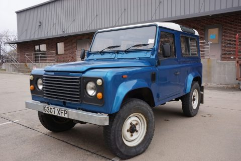 new parts 1990 Land Rover Defender offroad for sale