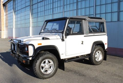 pristine 1994 Land Rover Defender 90 offroad for sale