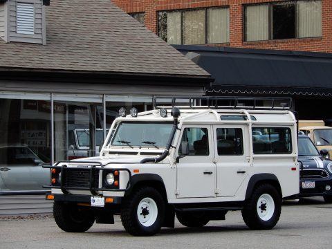 very nice 1993 Land Rover Defender offroad for sale