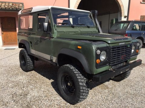 well equipped 1991 Land Rover Defender for sale