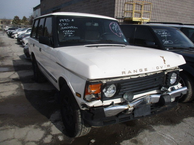CLASSIC 1995 Land Rover Range Rover County offroad