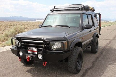 extremely clean 2003 Land Rover Discovery SE 7 offroad for sale