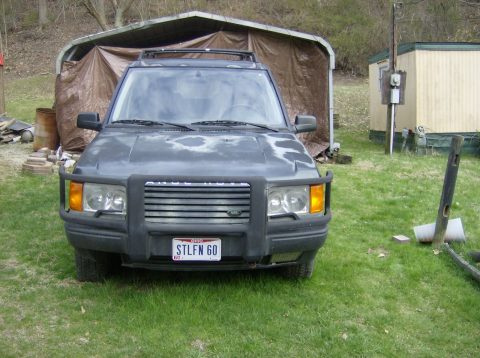 runs and drives 1998 Range Rover Sport offroad for sale