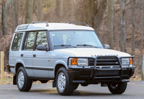 serviced 1996 Land Rover Discovery 4WD offroad for sale