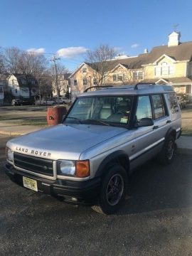strong runner 2001 Land Rover Discovery SE7 offroad for sale