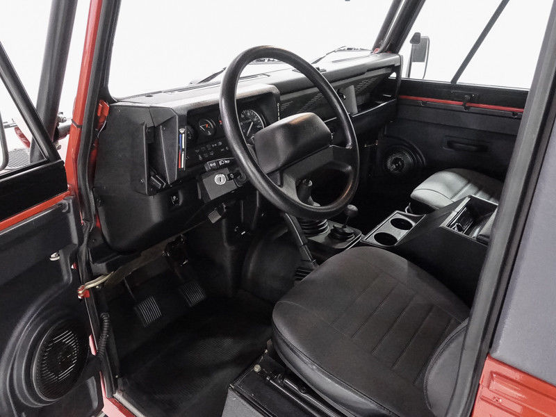 very low mileage 1995 Land Rover Defender 90 offroad