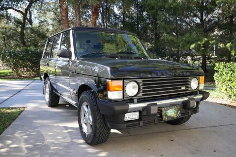 very rare 1995 Land Rover Range Rover Classic for sale