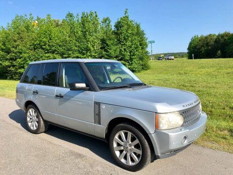 Excellent condition 2007 Land Rover Range Rover Supercharged offroad for sale