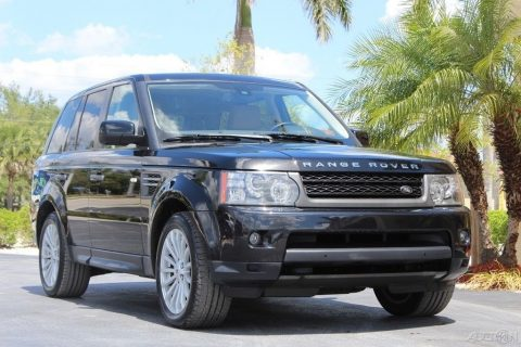great shape 2010 Range Rover Sport HSE offroad for sale