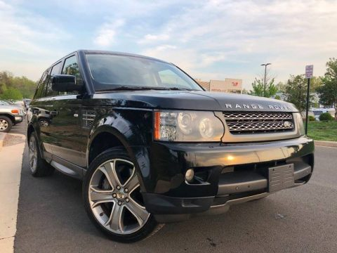 loaded 2010 Land Rover Range Rover Sport SC offroad for sale