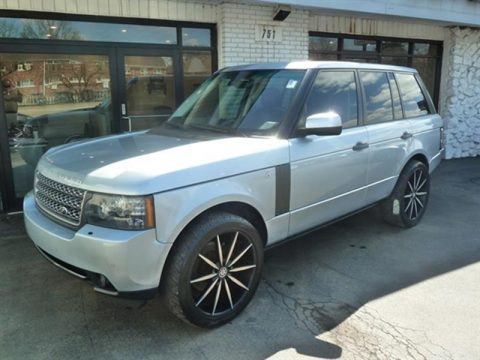 loaded 2010 Range Rover HSE 4×4 offroad for sale