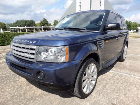 loaded with options 2006 Range Rover Sport offroad for sale