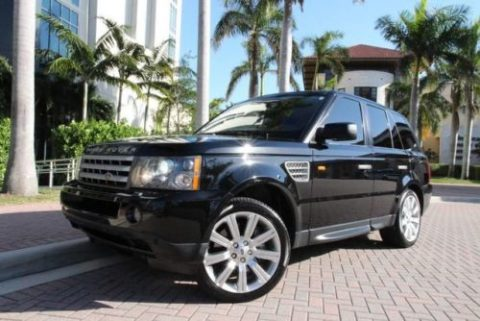 low mileage 2007 Land Rover Range Rover offroad for sale