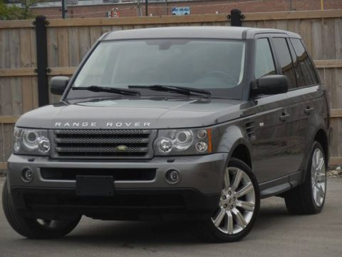 Luxury Package 2009 Range Rover Sport HSE offroad for sale