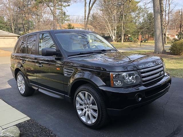no issues 2006 Range Rover Sport Supercharged offroad