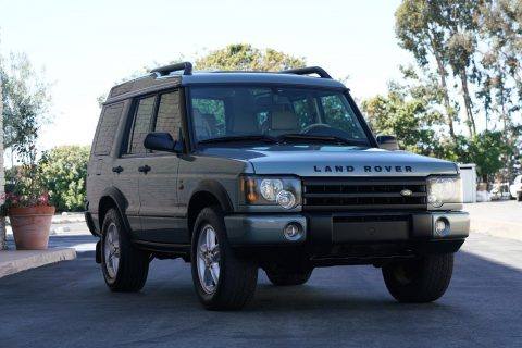 rare color 2004 Land Rover Discovery SE 7 offroad for sale