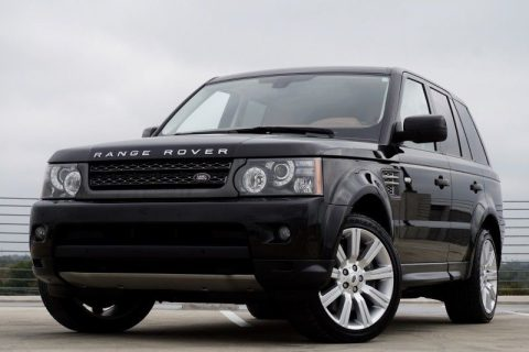 serviced 2010 Range Rover Sport Supercharged SC Sport offroad for sale