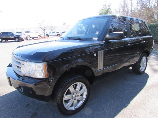 super clean 2006 Range Rover HSE offroad