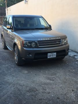 excellent shape 2010 Land Rover Range Rover Sport offroad for sale