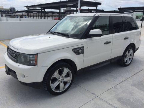 great shape 2010 Land Rover Range Rover Sport Supercharged offroad for sale