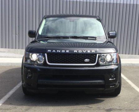loaded 2010 Land Rover Range Rover Sport Lux for sale