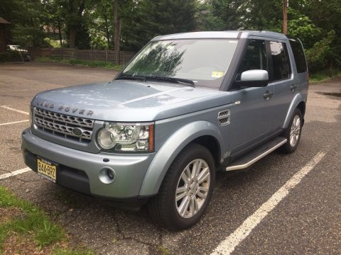 loaded 2011 Land Rover LR4 Leather offroad for sale