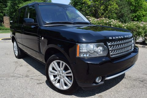Loaded with all options 2012 Range Rover offroad for sale