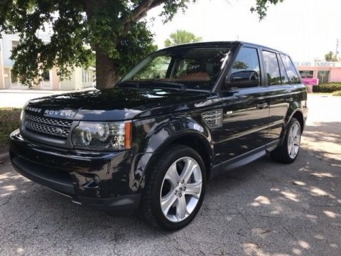 low mileage 2011 Land Rover Range Rover Sport Supercharged offroad for sale