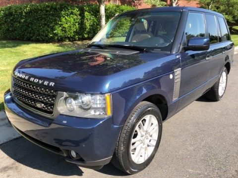 low miles 2011 Land Rover Range Rover HSE offroad for sale