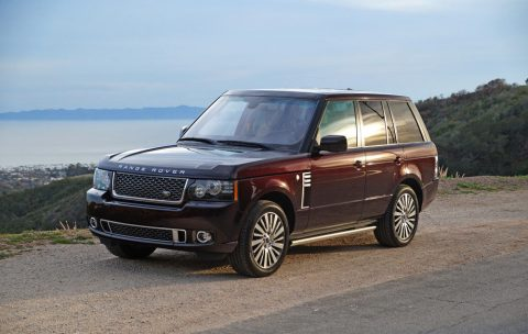 Ultimate Edition 2012 Land Rover Range Rover offroad for sale