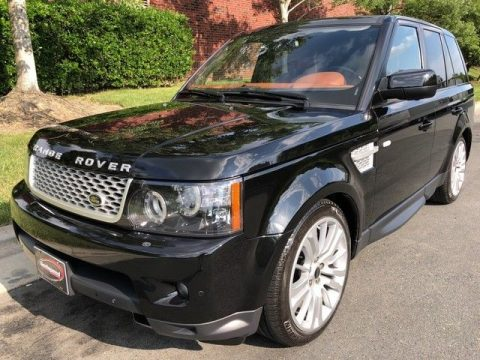 well equipped 2012 Range Rover Sport HSE LUX offroad for sale