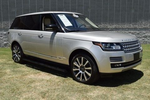 Autobiography package 2014 Range Rover 5.0L V8 Supercharged offroad for sale