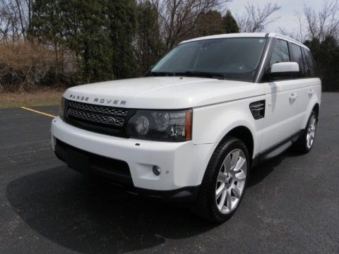 clean 2013 Land Rover Range Rover Sport HSE offroad for sale