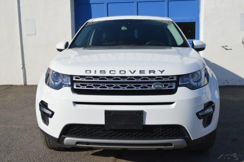 easy fix 2016 Land Rover Discovery Sport HSE offroad for sale