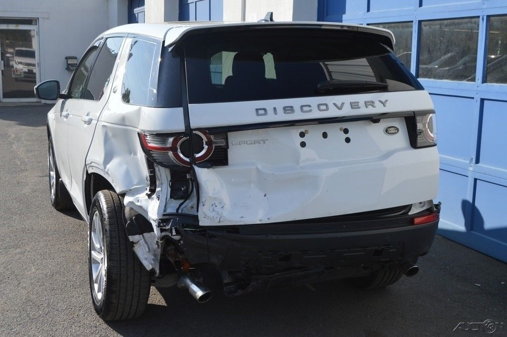 easy fix 2016 Land Rover Discovery Sport HSE offroad