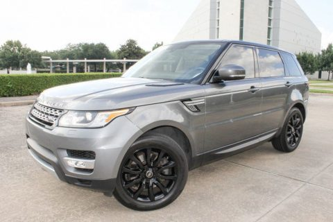 fully loaded 2014 Range Rover Sport HSE offroad for sale