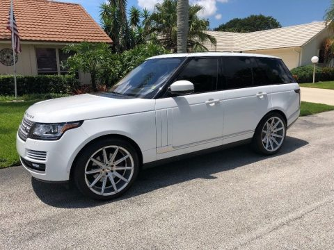 fully optioned 2016 Range Rover HSE Td6 offroad for sale