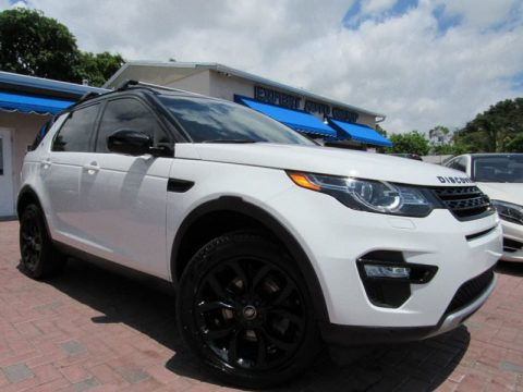 loaded 2015 Land Rover Discovery Sport AWD offroad for sale