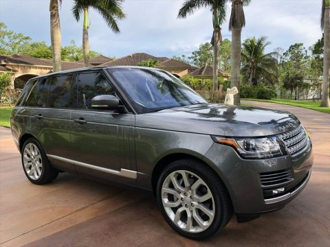 loaded 2016 Land Rover Range Rover Supercharged for sale