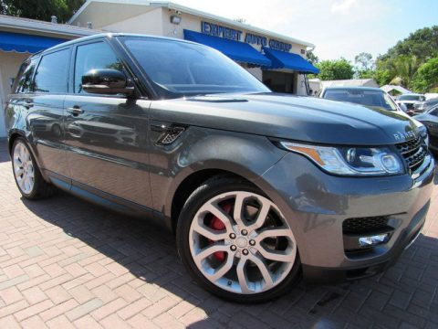 loaded 2016 Range Rover Sport 4WD V8 offroad for sale