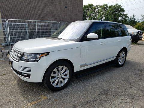 loaded 2016 Range Rover Sport offroad for sale