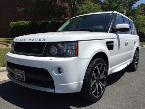 low mileage 2013 Land Rover Range Rover Sport SC Limited Edition offroad for sale