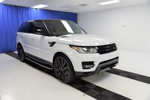 low mileage 2015 Range Rover Sport Supercharged offroad for sale