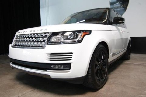well equipped 2016 Range Rover HSE offroad for sale