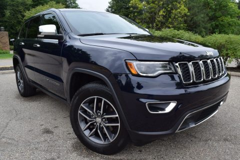 heavily optioned 2017 Jeep Grand Cherokee offroad for sale