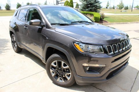 loaded 2017 Jeep Compass Latitude offroad for sale