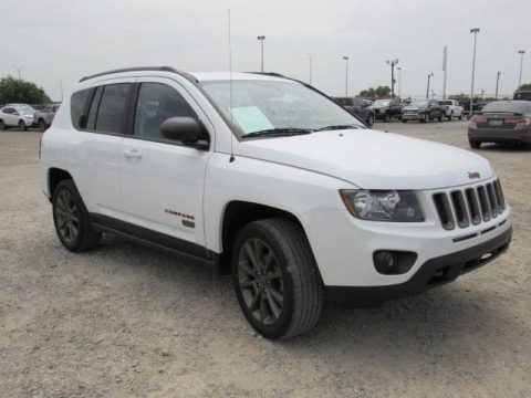 loaded 2017 Jeep Compass Sport offroad for sale