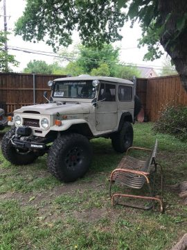 customized 1974 Toyota Land Cruiser FJ40 offroad for sale