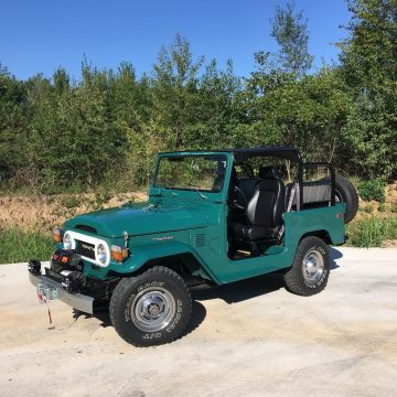 excellent shape 1975 Toyota FJ Cruiser offroad for sale