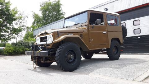 modified 1979 Toyota Land Cruiser bj40 offroad for sale